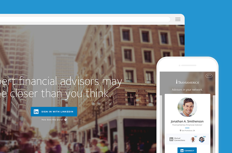 LinkedIn Financial Advisors